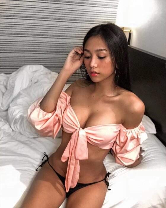 Petite Busty Filipino