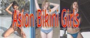 Asian Bikini Girl